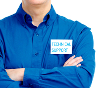 Contact Technical Support