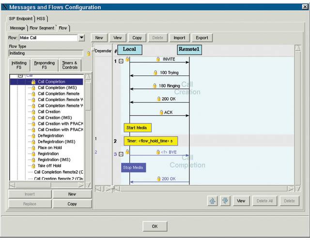 QualityAssurer QA-604 | SIP Endpoint | VoIP-IMS Testing