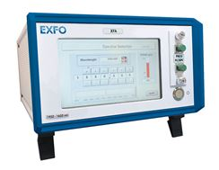 XFA - tunable filter with fixed bandwith