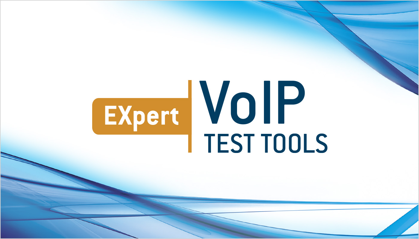 EXpert VoIP Test Tools | VoIP Testing | RTP Network