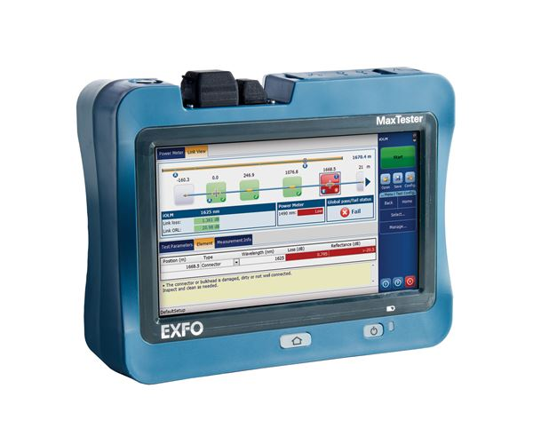 MaxTester 730C | Support | EXFO