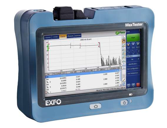 Otdr And Iolm Software Solutions Exfo