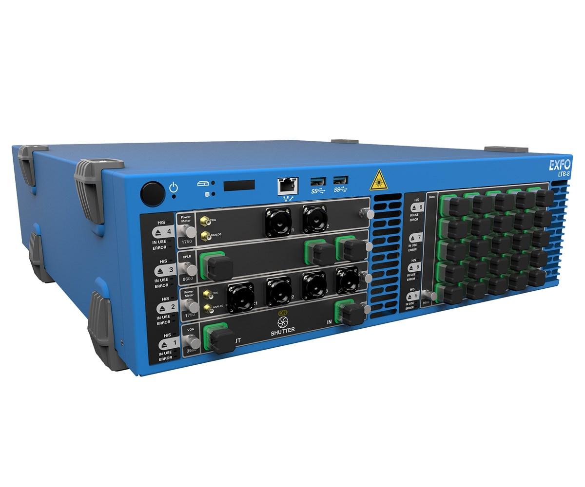Ltb 8 Test Platform 3u Rack Port Density