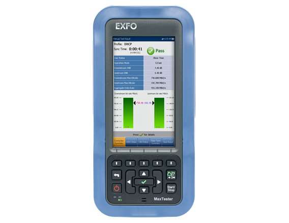 Copper and DSL test equipment | EXFO