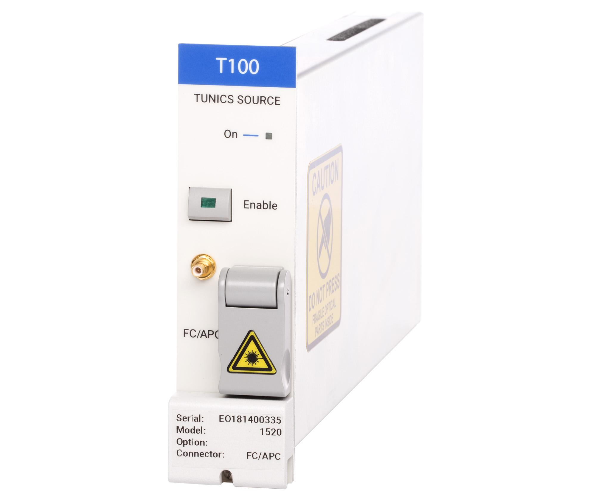 External-cavity tunable laser module | OSICS T100 | EXFO